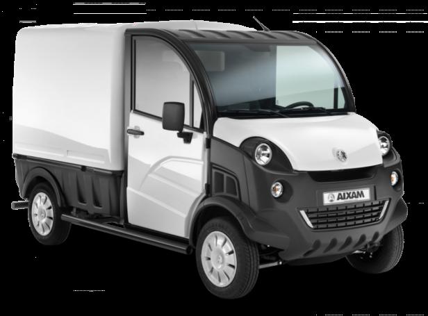 D-Truck 400 Van